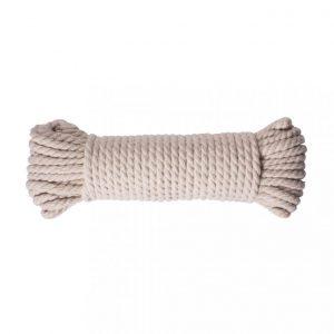 Baumwollkordel 10m, ø 4 mm
