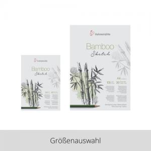 Hahnemühle Bamboo Sketch 105g – Größenauswahl