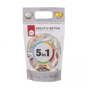 """Kreativ Beton """"5 in 1"""" – 1kg"""
