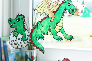 Kreul-Window-Color-Mobile-Drache